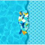 Pe de Moleque Yoki Pool Party Menino Kit Festa