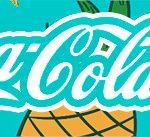 Rotulo Coca cola Tampa Marmitinha 500g Flamingo Tropical Kit Festa