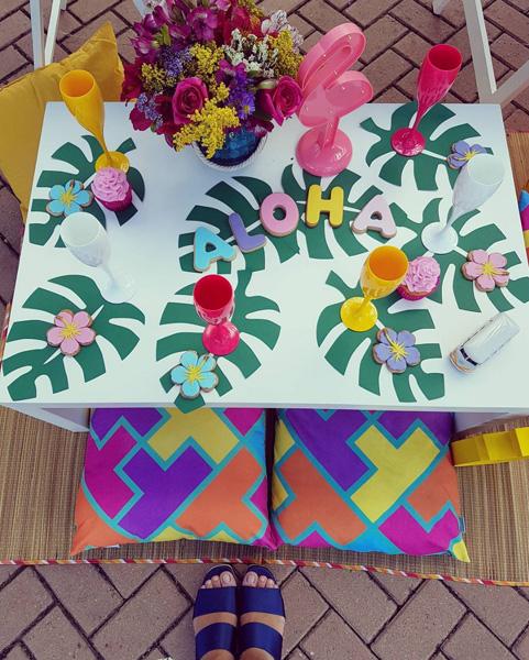 Créditos: @karlastepheneventos lidiacampelo.fotografia Ideias Criativas para Festa Flamingo
