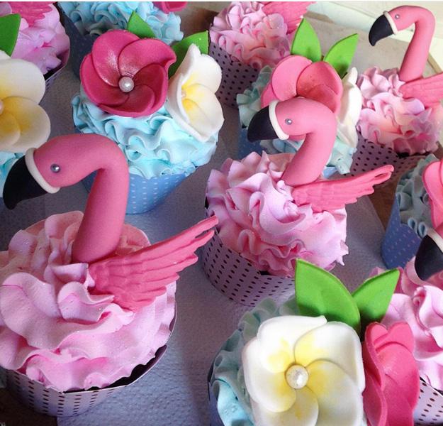 Créditos: @mimosdajuhfeu Ideias Criativas para Festa Flamingo