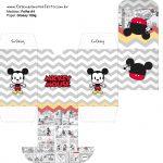 Baleiro Mickey Baby Vintage