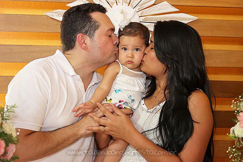 Batizado tema Anjinha da Laís 3