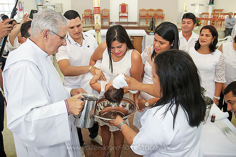 Batizado tema Anjinha da Laís 6