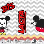 Bis Duplo Mickey Baby Vintage