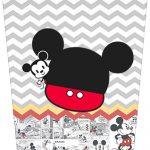 Bisnaga Brigadeiro Mickey Baby Vintage