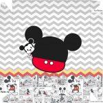 Caixa bombom Tampa Mickey Baby Vintage