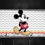 Chalkboard Mickey Mouse Vintage