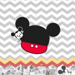 Cofrinho Mickey Baby Vintage