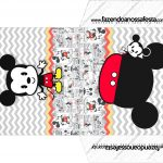 Envelope CD DVD Mickey Baby Vintage