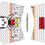 Envelope Fritas Mickey Baby Vintage