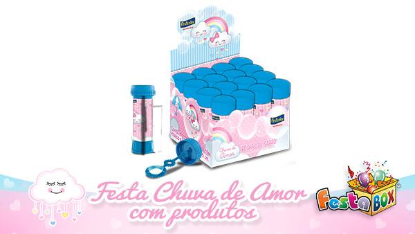 Festa Chuva de Amor com Produtos FestaBox 2
