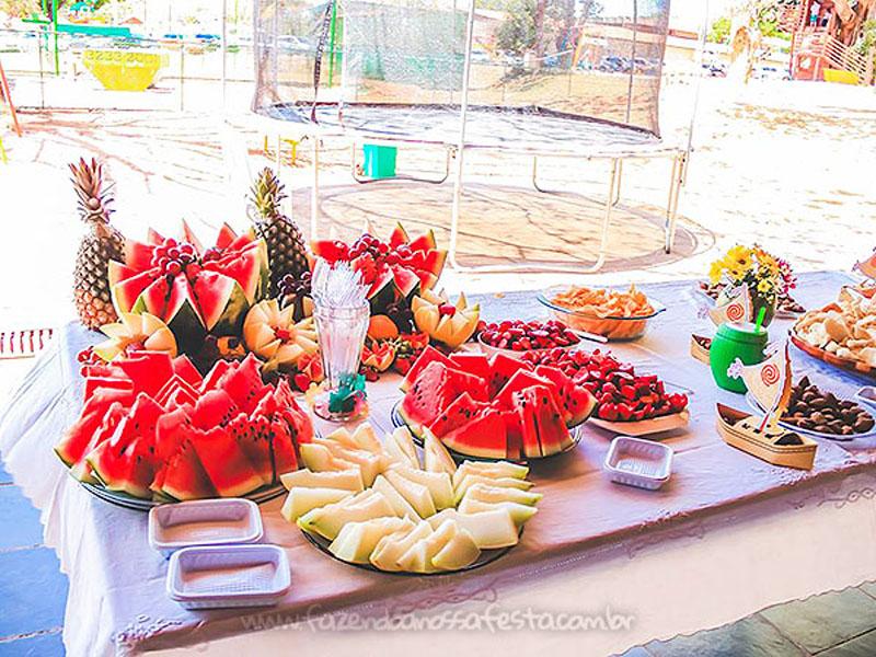 Festa Infantil Moana da Sofia 2