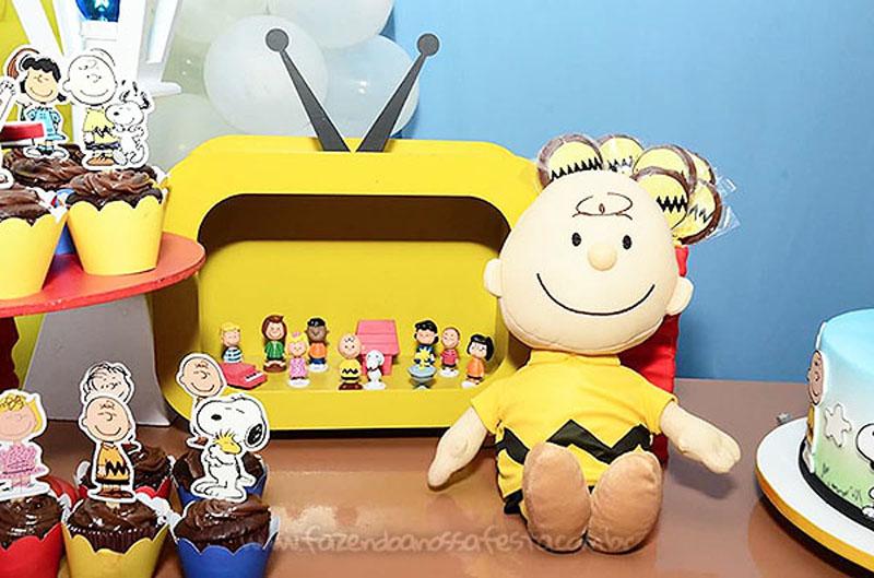Festa Infantil Snoopy do Vini 5