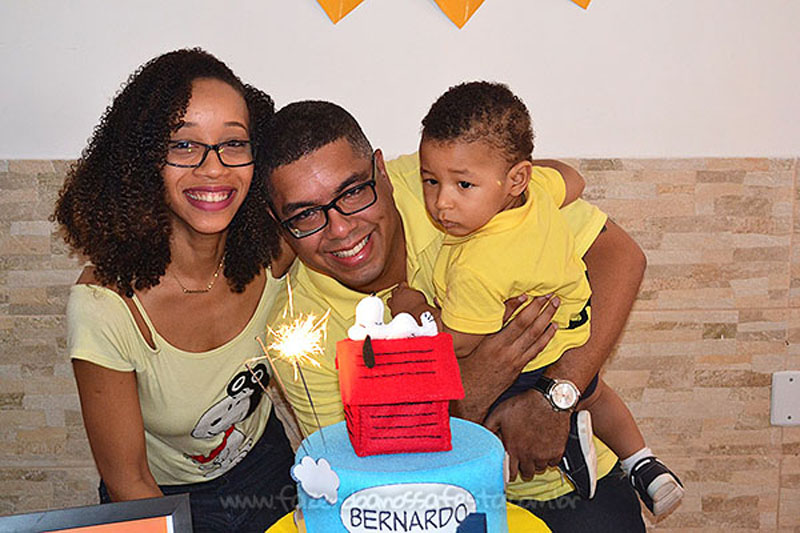 Festa Snoopy do Bernardo 2