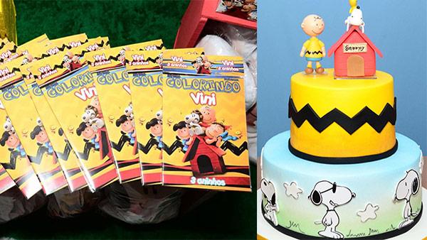 Festa Snoopy do Vini