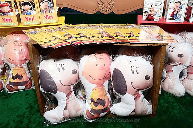 Livrinho de colorir Festa Infantil Snoopy do Vini