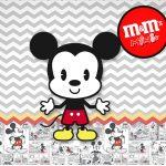 Mini MeM Mickey Baby Vintage