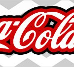 Rotulo Coca cola Mickey Baby Vintage