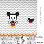 Sacolinha Surpresa 2 2 Mickey Baby Vintage Kit Festa