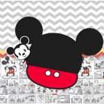 Tampa Marmitinha 500g Mickey Baby Vintage