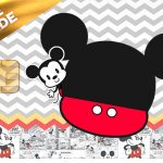 Vale Brinde Mickey Baby Vintage
