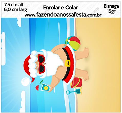 Bisnaga Brigadeiro 15gr Natal Tropical