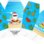 Caixa China in Box Natal Tropical
