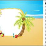 Convite Ingresso Natal Tropical