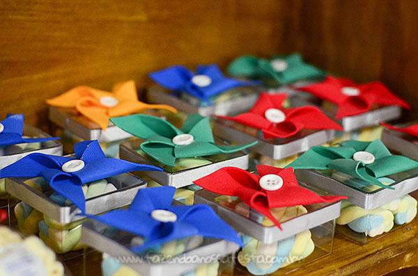Caixa Acrilica Festa Infantil Brinquedos Antigos do Andre