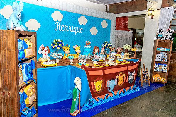 Festa Arca de Noe do Henrique 2
