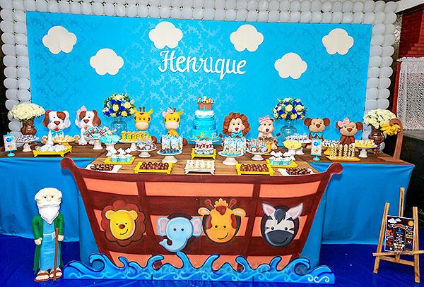 Festa Arca de Noe do Henrique 8