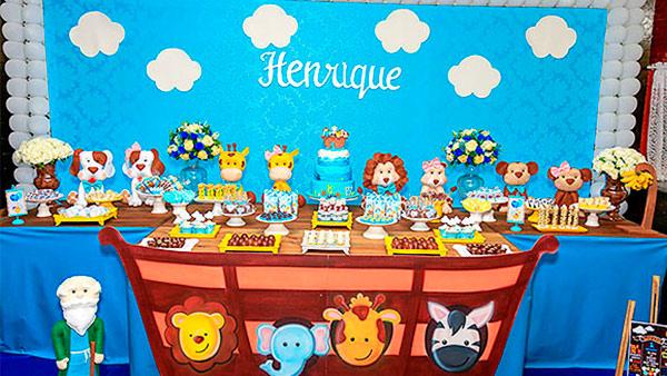 Festa Arca de Noé do Henrique - Festa Leitores