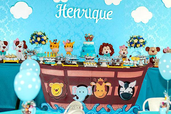 Festa Arca de Noe do Henrique