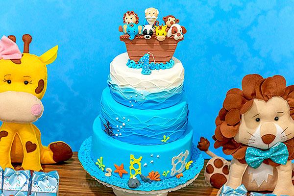 Festa Arca de Noé do Henrique 10