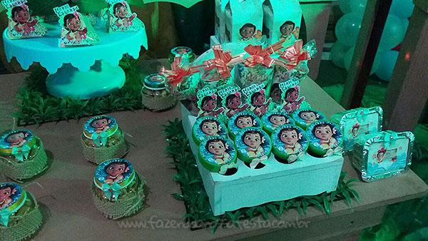 Festa Moana Baby da Maria Eduarda 7