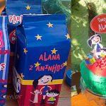 Festa Show da Luna da Alana
