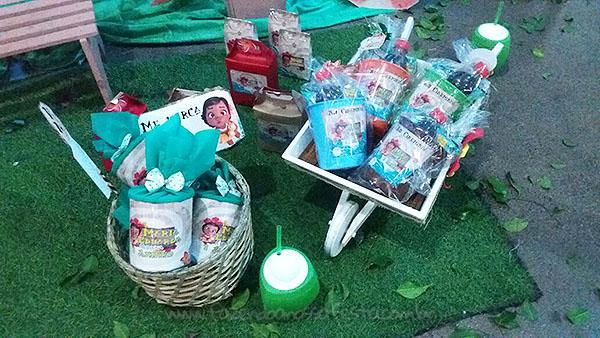 Lembrancinhas Festa Infantil Moana Baby da Maria Eduarda