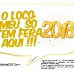 Plaquinha Ano Novo Revellion 2018 10