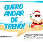Plaquinhas Natal Tropical 8