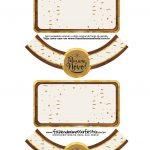 Rotulo Champagne Personalizado Ano Novo 44