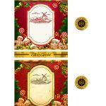 Rotulo de Vinho Personalizado para Natal 2