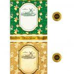 Rotulo de Vinho Personalizado para Natal 9