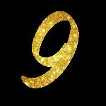 Alfabeto Festa Unicornio 9