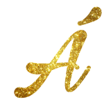 Alfabeto Festa Unicornio AA
