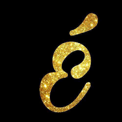 Alfabeto Festa Unicornio EE