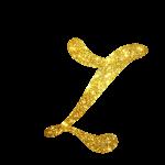 Alfabeto Festa Unicornio Z