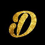 Alfabeto Unicornio D