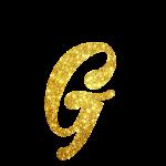 Alfabeto Unicornio G