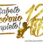 Alfabeto Unicórnio Grátis para Personalizar e Imprimir em Casa
