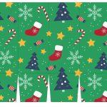 Caixa Cerveja Long Neck para Natal Verde 2